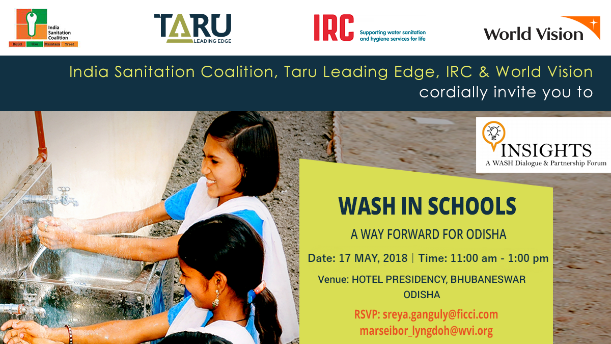 Dialogue on WASH in Schools